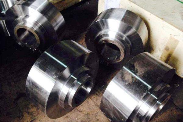 Historical development of alloy steel forgings