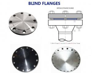 Blind Forged Flange click for details